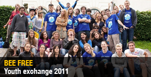 Bee free | Youth exchange 2011