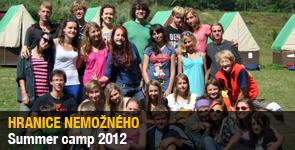 HRAnice nemožného   Summer camp 2012