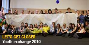 Let's get closer | Youth exchange 2010